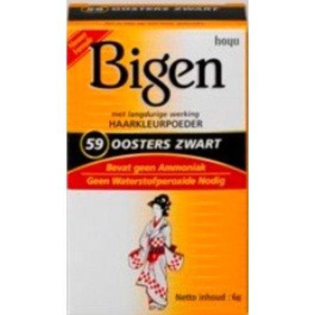 BIGEN #59 - Oosters Zwart