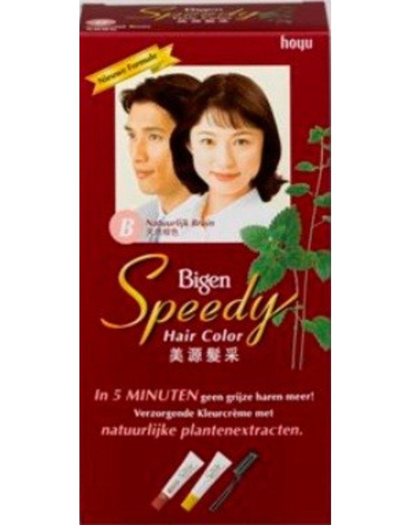 BIGEN Speedy B - Natuurlijk Bruin
