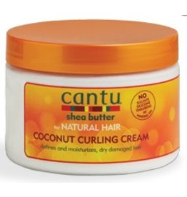 CANTU Coconut Curling Cream 12 oz