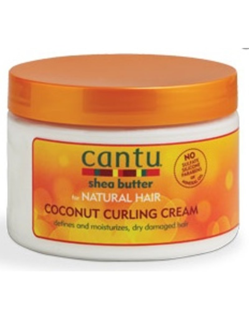 CANTU Coconut Curling Cream 12 oz