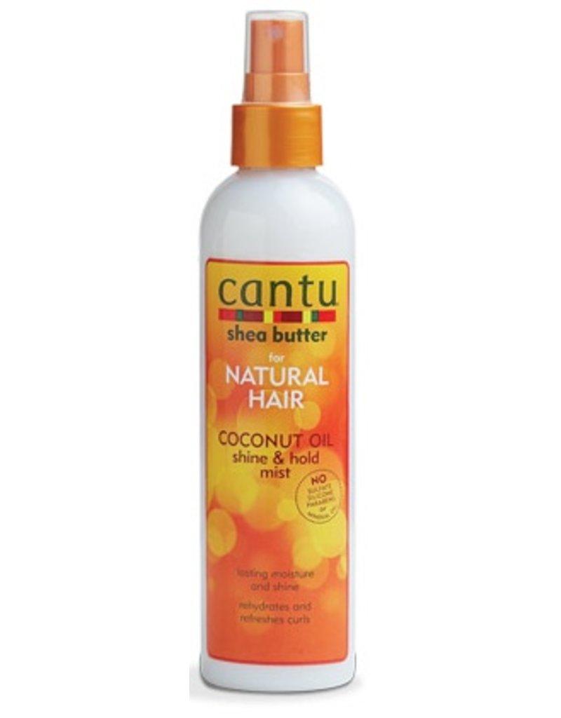 CANTU Coconut Shine & Hold Mist 8.4 oz