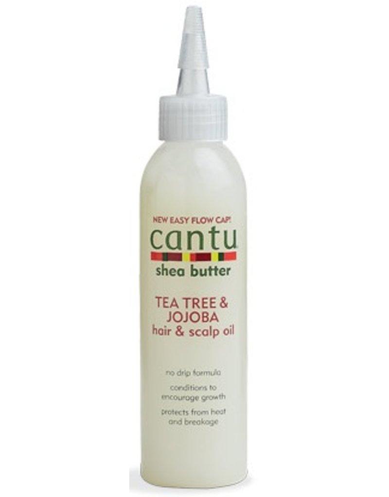 CANTU Tea Tree & Jojoba Hair & Scalp Oil 6 oz