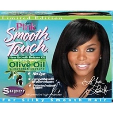 PINK Smooth Touch Relaxer Kit Super