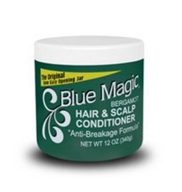 BLUE MAGIC Hair & Scalp Conditioner 12 oz