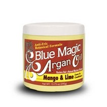 Argan Oil Mango & Lime Leave In Conditioner 12 oz