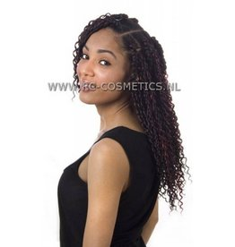 ASHANA HAIR Loose Curl Braid