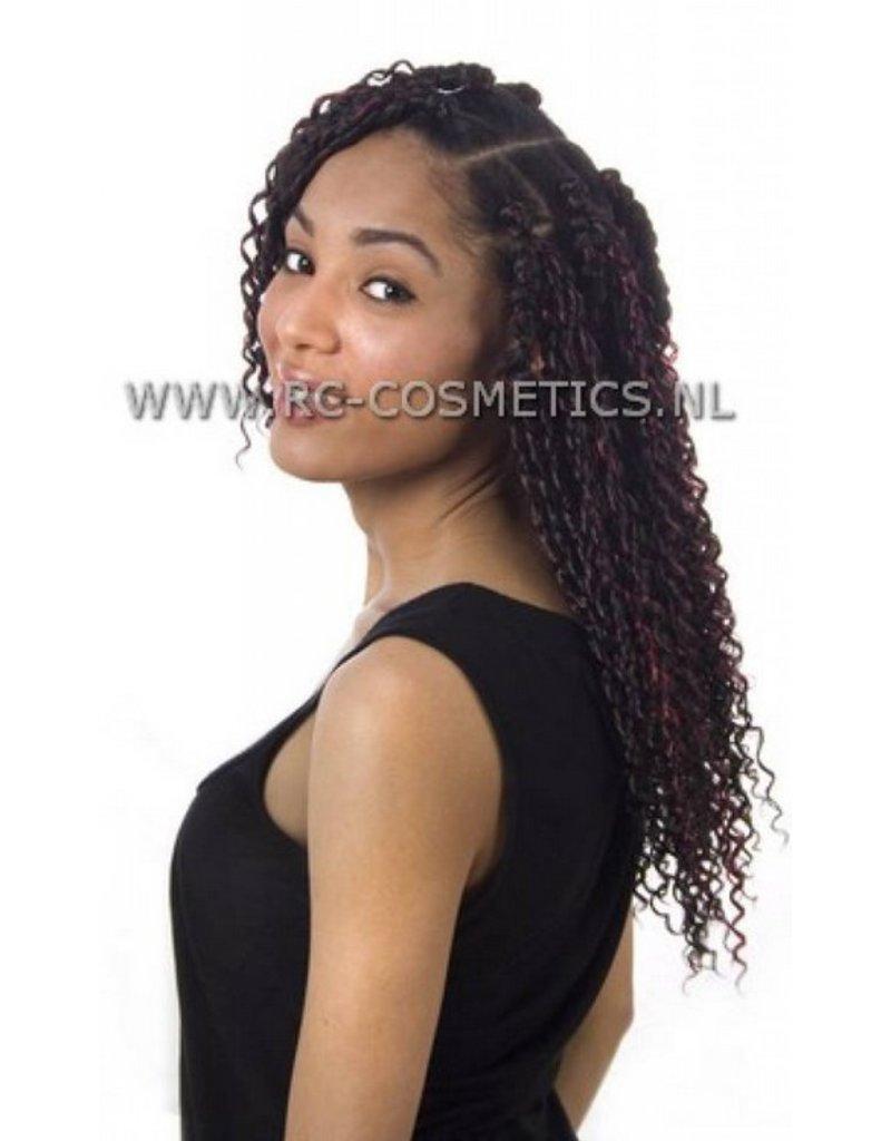 ASHANA HAIR - Loose Curl Braid