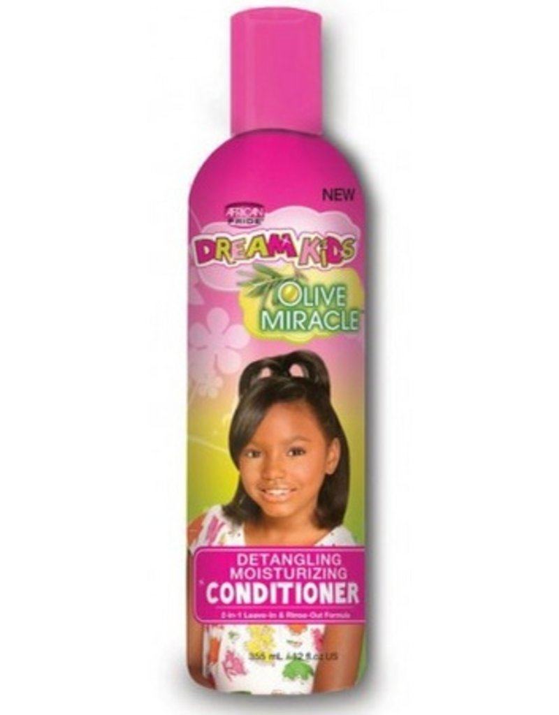 AFRICAN PRIDE DREAM KIDS Detangling Moisturizing Conditioner 12 oz