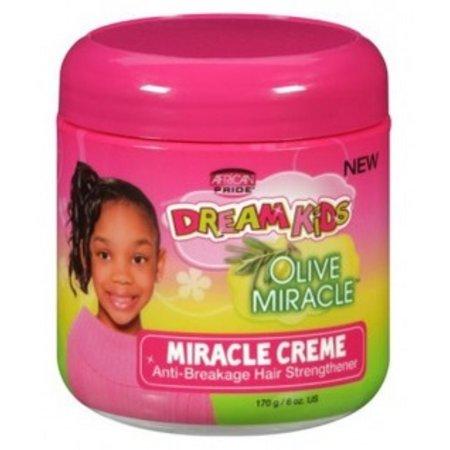 AFRICAN PRIDE DREAM KIDS Miracle Creme 6 oz
