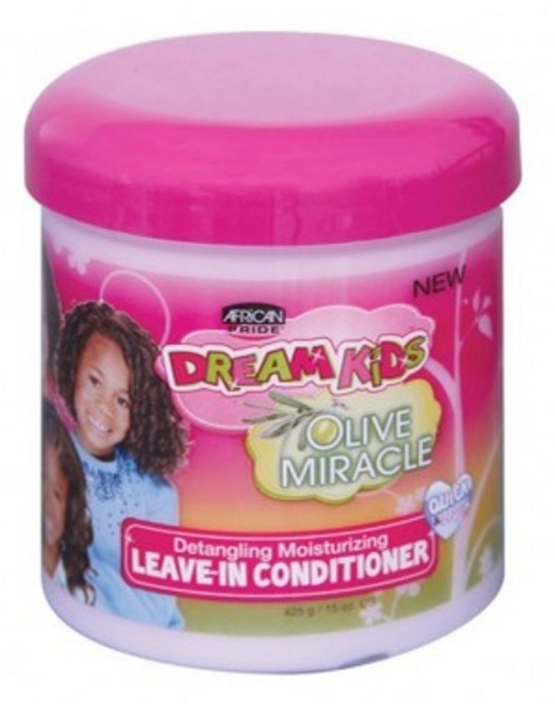 AFRICAN PRIDE DREAM KIDS Moisturizing Leave-In Conditioner 425 gr
