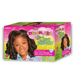 AFRICAN PRIDE DREAM KIDS Creme Relaxer System Regular
