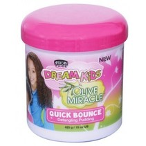 Quick Bounce Detangling Pudding 425 gr