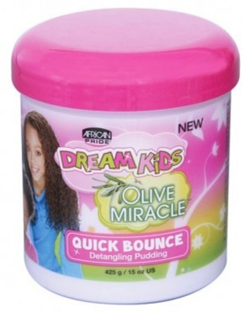 AFRICAN PRIDE DREAM KIDS Quick Bounce Detangling Pudding 425 gr