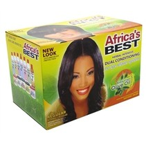 Olive Oil No-Lye Relaxer System Regular
