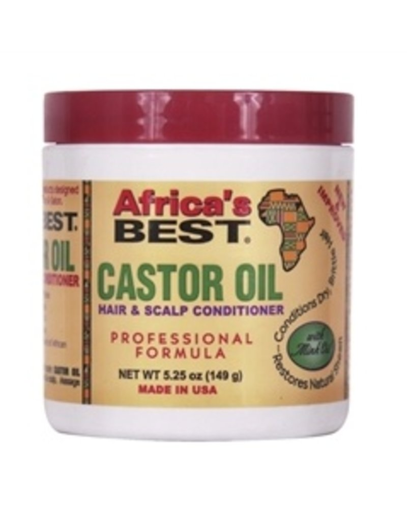 AFRICA'S BEST Castor Oil 5.25 oz