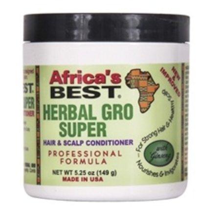 AFRICA'S BEST Herbal Gro Super 5.25 oz