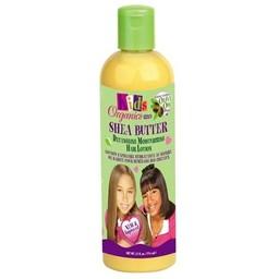 AFRICA'S BEST KIDS ORGANICS Shea Butter Moisturizing Hair Lotion 12 oz