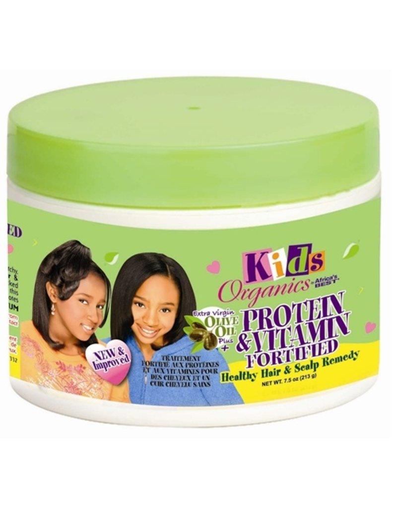 AFRICA'S BEST KIDS ORGANICS Protein & Vitamin Hair & Scalp Remedy 7.5 oz