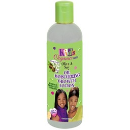 AFRICA'S BEST KIDS ORGANICS Olive & Soy Moisturizing Growth Lotion 8 oz