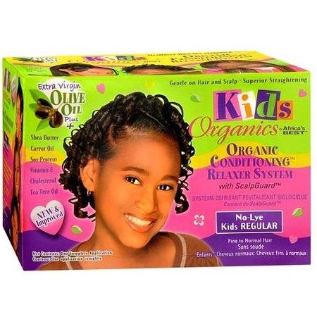 AFRICA'S BEST KIDS ORGANICS Conditioning Relaxer System Regular