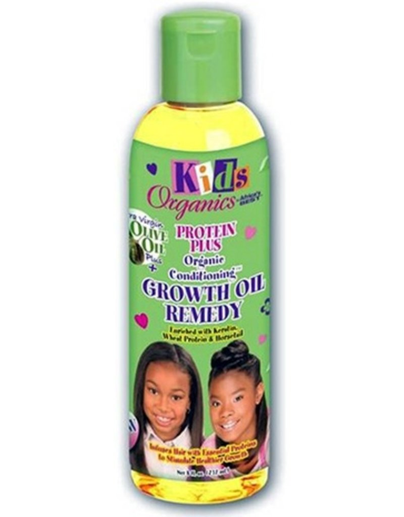 AFRICA'S BEST KIDS ORGANICS Growth Oil Remedy 8 oz