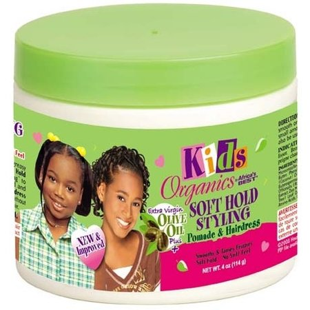 AFRICA'S BEST KIDS ORGANICS Styling Pomade & Hairdress