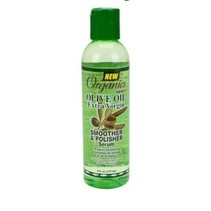Olive Oil Smoother & Polisher Serum 6 oz
