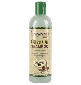 AFRICA'S BEST ORGANICS Olive Oil Shampoo 12 oz