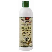 Olive Oil Moisturizing Growth Lotion 12 oz