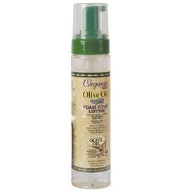 AFRICA'S BEST ORGANICS Olive Oil Foam Wrap Lotion 8 oz