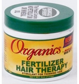 AFRICA'S BEST ORGANICS Fertilizer Hair Therapy 4 oz