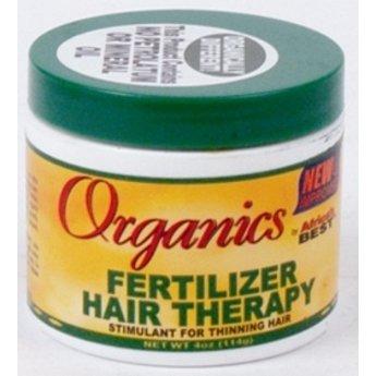 AFRICA'S BEST ORGANICS Fertilizer Hair Therapy 4 oz
