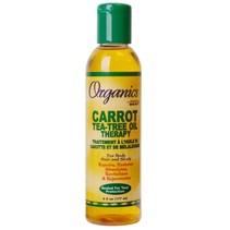Carrot Tea-Tree Oil Therapy 6 oz