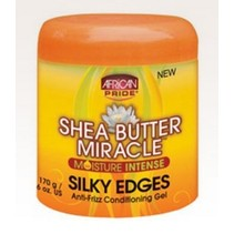Silky Edges Conditioning Gel 6 oz