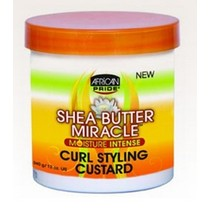 Curl Styling Custard 12 oz