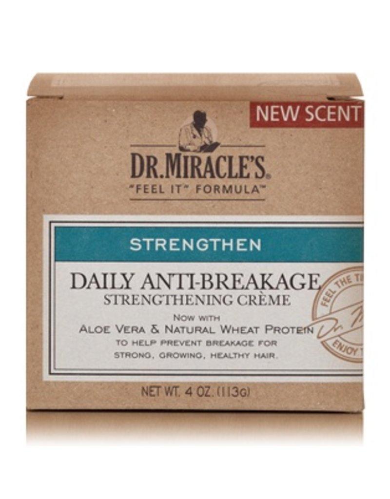 DR. MIRACLE'S Anti-Breakage Strenghtening Creme 4 oz