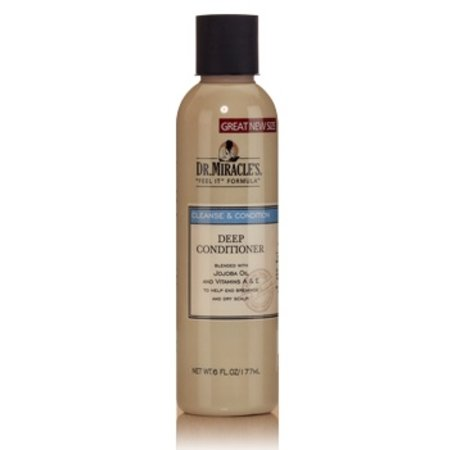 DR. MIRACLE'S Deep Conditioner 6 oz