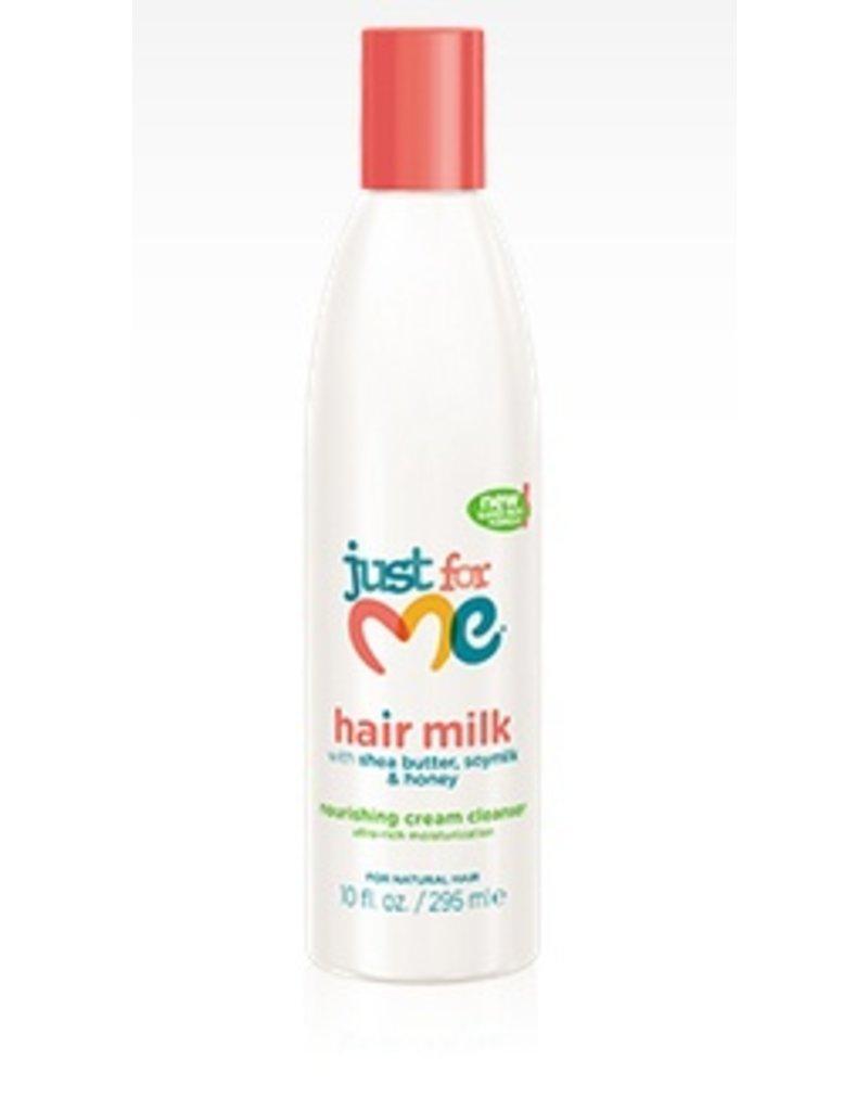 JUST FOR ME Hair Milk Cream Cleanser 10 oz