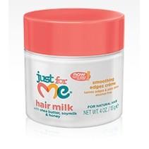 Hair Milk Smoothing Edges Creme 4 oz