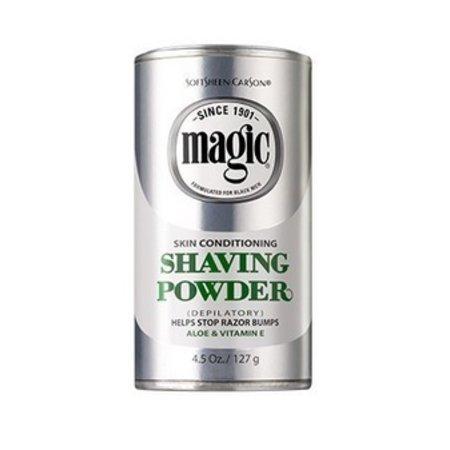 MAGIC Skin Conditioning Shaving Powder 4.5 oz