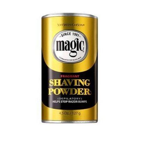 MAGIC Fragrant Shaving Powder 4.5 oz