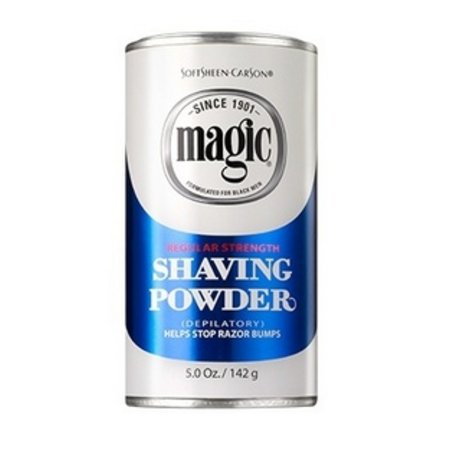 MAGIC Regular Strength Shaving Powder 4.5 oz