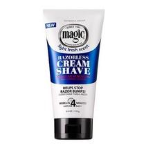 Razorless Cream Shave - Regular Strength 6 oz