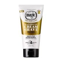 Razorless Cream Shave - Bald Head 6 oz