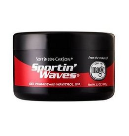 MAGIC Sportin' Waves Gel Pomade 3.5 oz