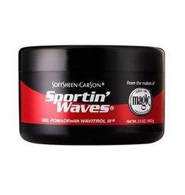 MAGIC Sportin' Waves Gel Pomade 3.5 oz