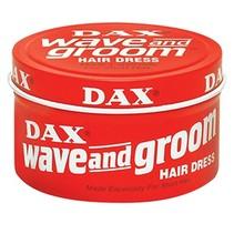 Wave and Groom Hair Dress 3.5 oz