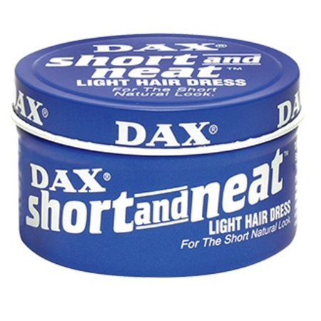 DAX Short and Neat Light Hair Dress 3.5 oz