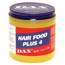 Hair Food Plus 4 - 7.5 oz