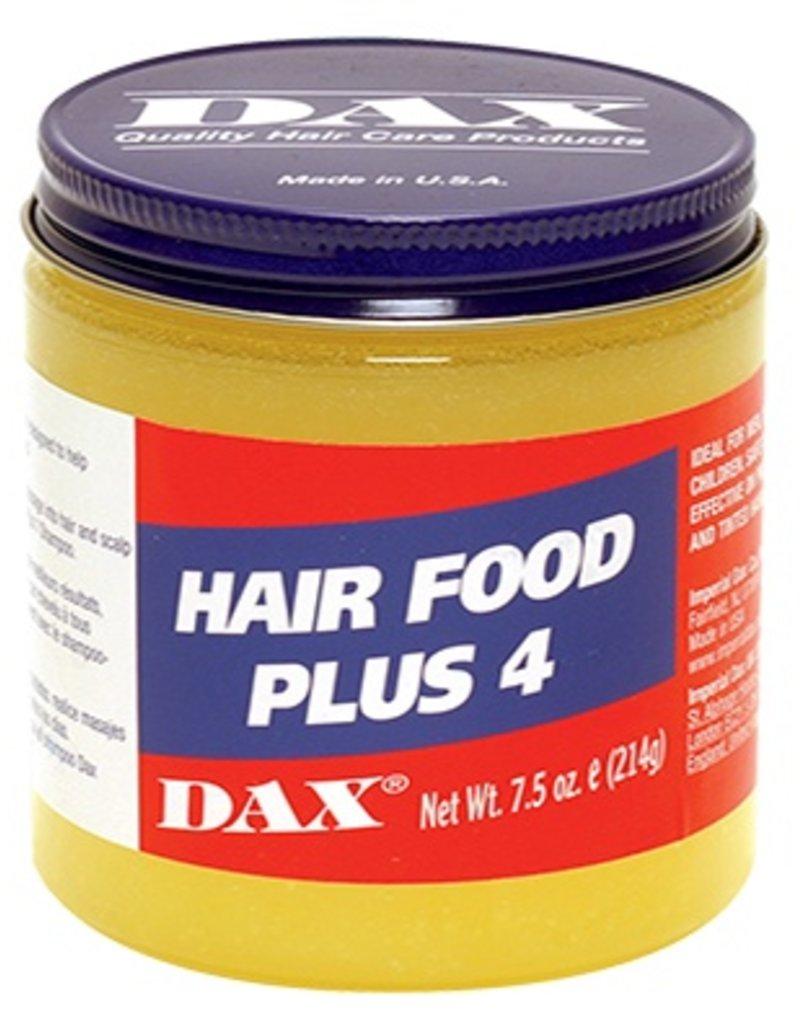 DAX Hair Food Plus 4 - 7.5 oz